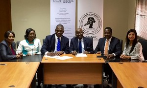 LACIAC signs Memorandum of Understanding with LCA